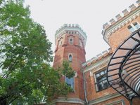 башня замка Ольденбургских