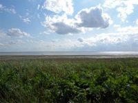 Соленое озеро Ханское